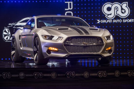 Galpin Auto Sport Ford Mustang Rocket