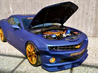 thumbnail image of Geigercars Chevrolet Camaro 2SS gold blue