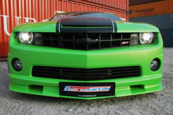 GeigerCars Chevrolet Camaro Super Sport HP 564