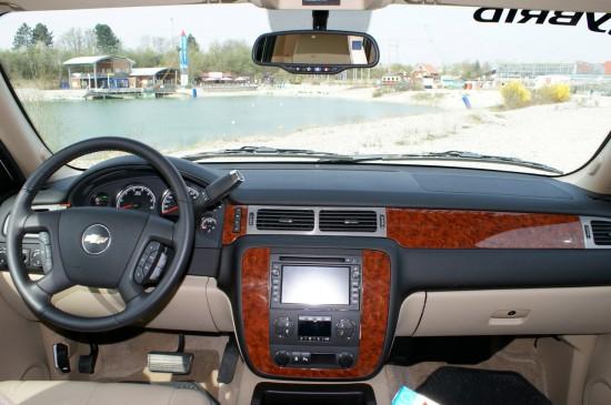 GeigerCars Chevrolet Tahoe Hybrid