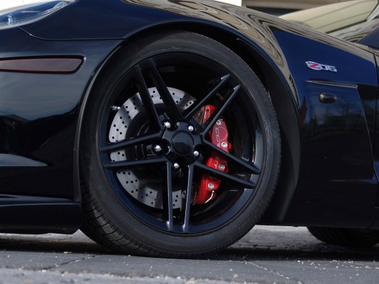 GeigerCars Chevrolet Corvette Z06 Black Edition