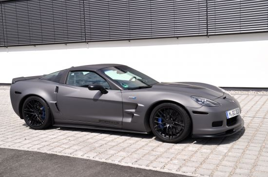Geigercars Corvette ZR1 Stealth