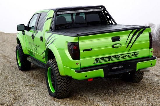 GeigerCars Ford F-150 SVT Raptor Super Crew Cab Beast Edition