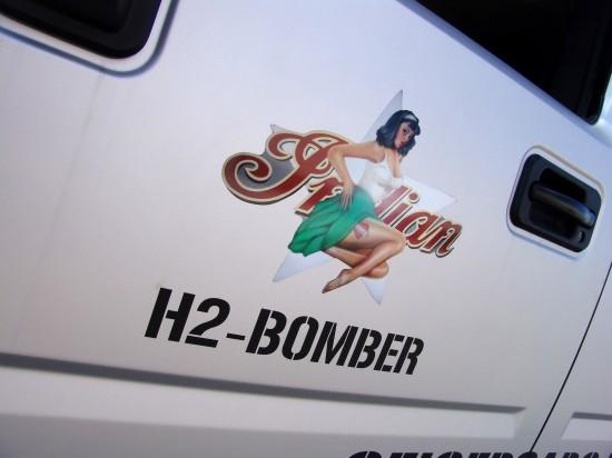 GeigerCars Hummer H2 Bomber