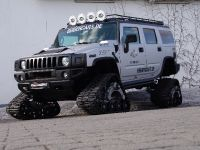 GeigerCars Hummer H2 Bomber, 8 of 11