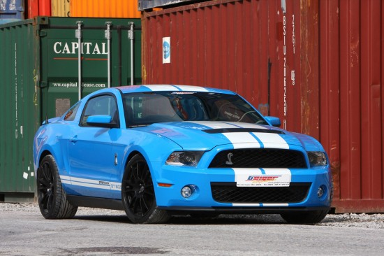 GeigerCars Ford Mustang GT Shelby