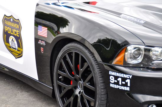 Geigercars Police Dodge Charger SRT8