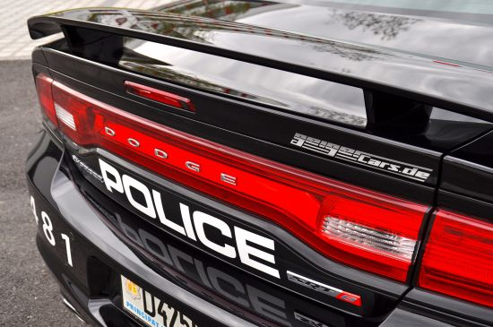 Geigercars Police Dodge Charger SRT8