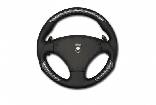 Gemballa F1 Steering Wheel for Porsche Cayenne