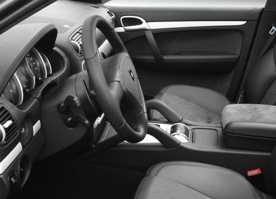 Gemballa F1 Steering Wheel for Porsche Cayenne