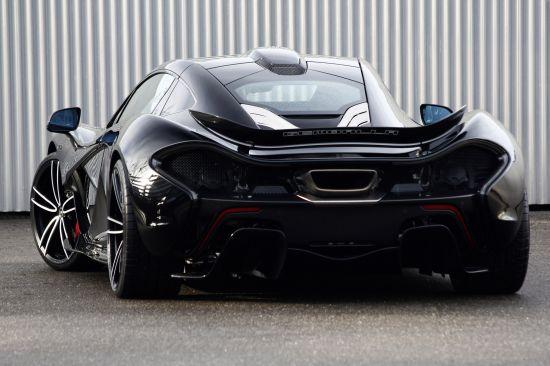 Gemballa McLaren P1 GForged-one Wheels