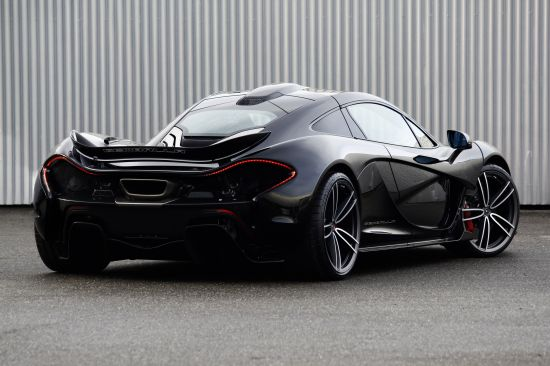 Gemballa McLaren P1 GForged-one Wheels