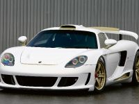 Gemballa Mirage GT Gold Edition Porsche Carrera GT, 6 of 8