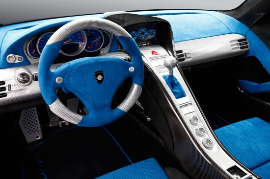 GEMBALLA MIRAGE GT Matt Edition Porsche Carrera