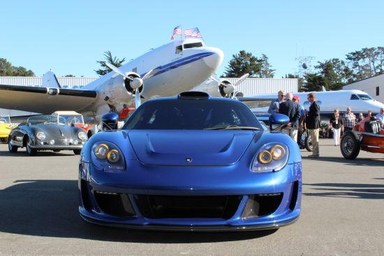 Gemballa Mirage GT No23
