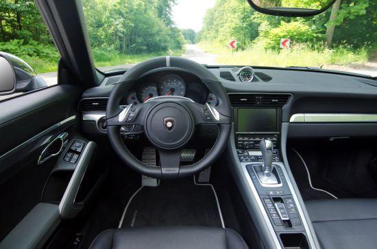 Gemballa Porsche 991 Carrera S GT Cabriolet