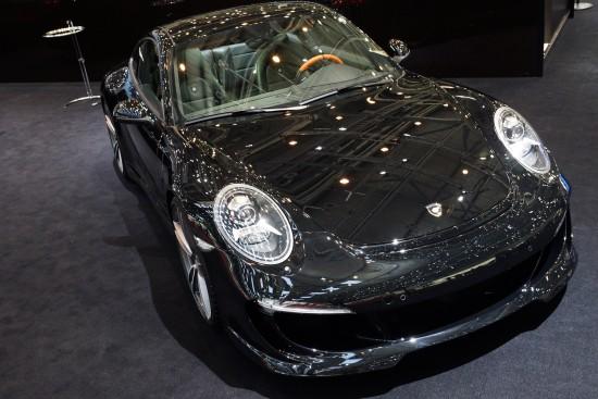 Gemballa GT Porsche 991 Carrera
