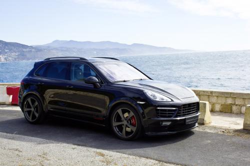 GEMBALLA Добавить Aero 2 GT-Кит для Porsche Cayenne