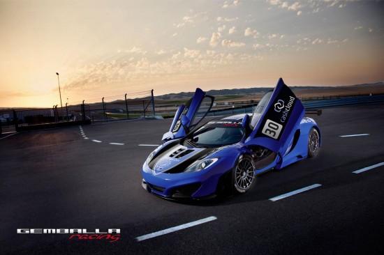 Gemballa Racing McLaren MP4-12C GT3