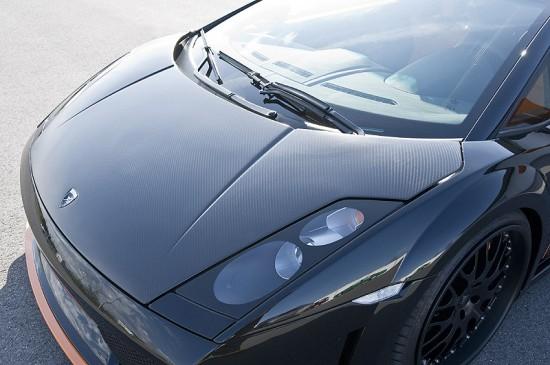 Genuine Carbon Lamborghini Gallardo