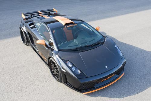 Новые подлинная углерода капот для Lamborghini Gallardo - фотография lamborghini