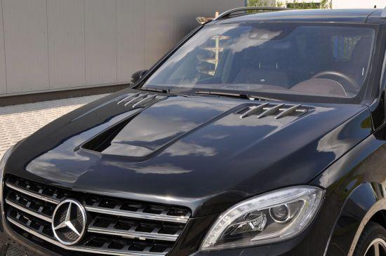 German Special Customs  Mercedes-Benz ML Widebody Kit