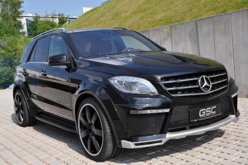 Немецкий специальной таможенной 2013 Mercedes-Benz ML боди-Кит