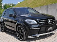 German Special Customs 2013 Mercedes-Benz ML Widebody Kit, 1 of 8