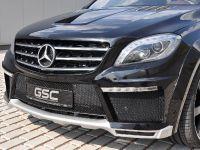 German Special Customs 2013 Mercedes-Benz ML Widebody Kit, 2 of 8
