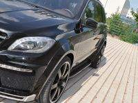 German Special Customs 2013 Mercedes-Benz ML Widebody Kit, 3 of 8