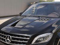 German Special Customs 2013 Mercedes-Benz ML Widebody Kit, 4 of 8