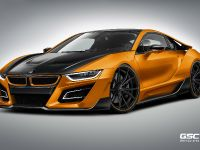 German Special Customs BMW i8 iTRON, 4 of 8