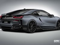 German Special Customs BMW i8 iTRON, 5 of 8