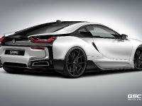 German Special Customs BMW i8 iTRON, 7 of 8