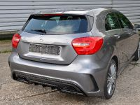 German Special Customs Mercedes-Benz A-Class W176, 4 of 5