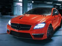 thumbs German Special Customs Mercedes-Benz CLS63 AMG Stealth, 2 of 11