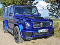German Special Customs Mercedes-Benz G400 CDI, 2 of 17
