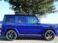 German Special Customs Mercedes-Benz G400 CDI, 5 of 17