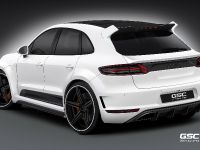 German Special Customs Porsche Macan, 2 of 2