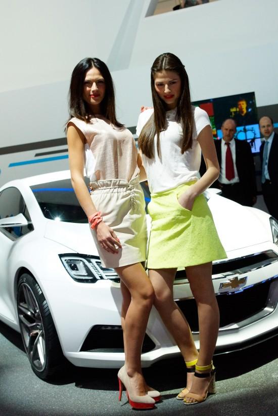Girls at Geneva