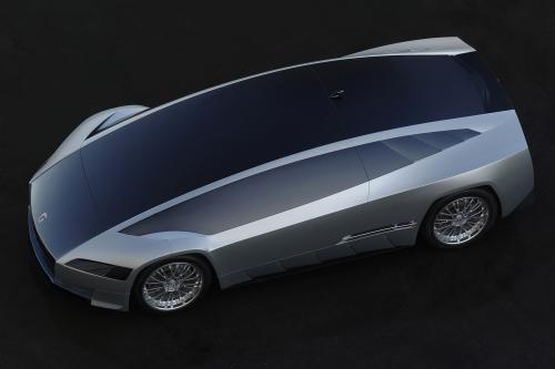 ItalDesign Giugiaro Quaranta на Top Marques