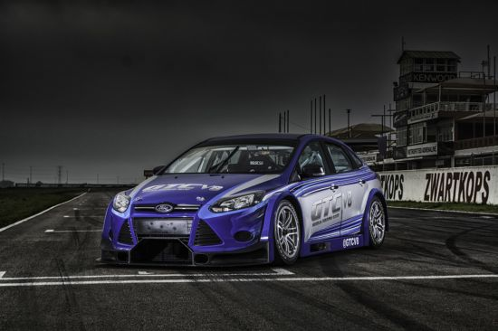 Global Touring Cars Ford Focus