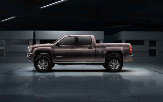 GMC Sierra All Terrain HD Concept