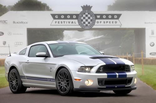 Самый мощный Ford Mustang будет Goodwood