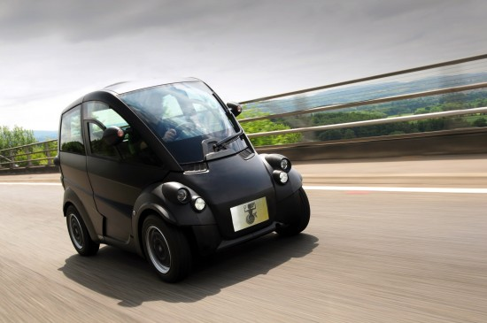Gordon Murray Design T.25 City Car
