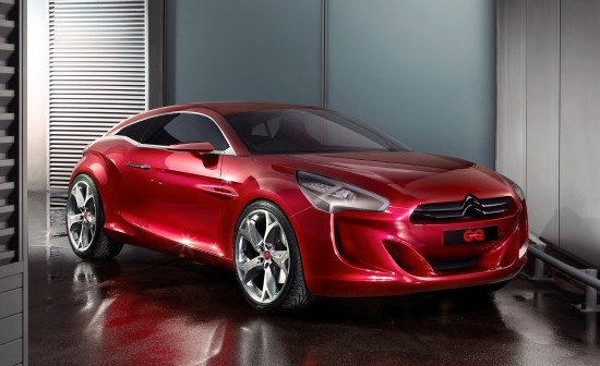 GQbyCITROEN Concept Car