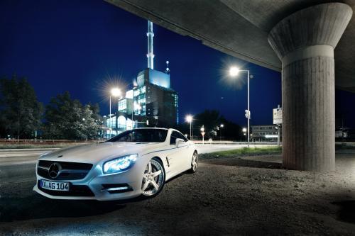 2012 Graf Weckerle Mercedes-Benz SL 500 - Спортивная элегантность сочетается с морской отношение