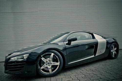 Graf Weckerle Audi R8 - чувство совершенства