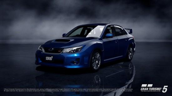 GranTurismo5 - Subaru Impreza WRX STI Sedan