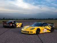 GT2 Chevrolet Corvette C6.R, 24 of 25